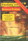 Fantasy and Science Fiction (1949 Mercury Digest) Vol. 47 #2
