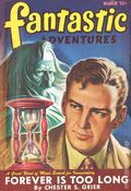 Fantastic Adventures (1939-1953 Ziff-Davis Publishing) Pulp Mar 1947