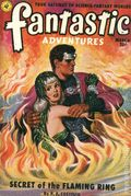 Fantastic Adventures (1939-1953 Ziff-Davis Publishing) Pulp Mar 1951