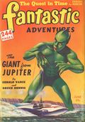 Fantastic Adventures (1939-1953 Ziff-Davis Publishing) Pulp Jun 1942