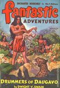 Fantastic Adventures (1939-1953 Ziff-Davis Publishing) Pulp Mar 1943