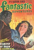 Fantastic Adventures (1939-1953 Ziff-Davis Publishing) Pulp Jul 1945