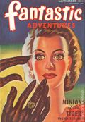 Fantastic Adventures (1939-1953 Ziff-Davis Publishing) Pulp Sep 1946