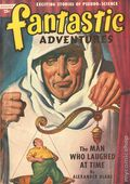 Fantastic Adventures (1939-1953 Ziff-Davis Publishing ) Vol. 11 #8