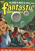 Fantastic Adventures (1939-1953 Ziff-Davis Publishing) Pulp Aug 1952
