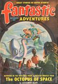 Fantastic Adventures (1939-1953 Ziff-Davis Publishing) Pulp Oct 1949