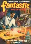 Fantastic Adventures (1939-1953 Ziff-Davis Publishing) Pulp Dec 1949