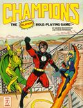 Champions The SUPER Role-Playing Game SC (1984 Hero Games) 3rd Edition 1-REP