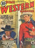 Dime Western Magazine (1932-1954 Popular Publications) Pulp Vol. 32 #4