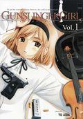 Gunslinger Girl GN (2003-2007 ADV Digest) 1-REP