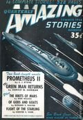 Amazing Stories Quarterly (1947-1951 3rd Series Pulp) SUMMER 1948