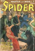 Spider (1933-1943 Popular Publications) Pulp Nov 1935