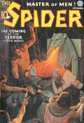 Spider (1933-1943 Popular Publications) Pulp Sep 1936