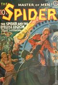 Spider (1933-1943 Popular Publications) Pulp Oct 1939