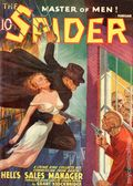 Spider (1933-1943 Popular Publications) Pulp Feb 1940