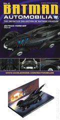 Batman Automobilia: The Definitive Collection of Batman Vehicles (2013- Eaglemoss) Figurine and Magazine #04