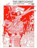 Cartoonist Reuben Awards Program 1981
