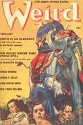 Weird Tales (1923-1954 Popular Fiction) Pulp 1st Series Vol. 33 #2