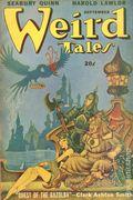 Weird Tales (1923-1954 Popular Fiction) Pulp 1st Series Vol. 39 #12