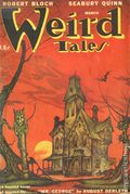 Weird Tales (1923-1954 Popular Fiction) Pulp 1st Series Vol. 39 #10