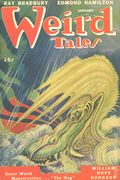 Weird Tales (1923-1954 Popular Fiction) Pulp 1st Series Vol. 39 #9