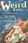 Weird Tales (1923-1954 Popular Fiction) Pulp 1st Series Vol. 45 #1