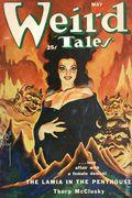 Weird Tales (1923-1954 Popular Fiction) Pulp 1st Series Vol. 44 #4