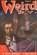 Weird Tales (1923-1954 Popular Fiction) Pulp 1st Series Vol. 43 #3