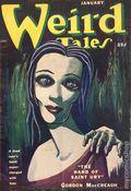 Weird Tales (1923-1954 Popular Fiction) Pulp 1st Series Vol. 43 #2