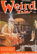 Weird Tales (1923-1954 Popular Fiction) Pulp 1st Series Vol. 42 #6