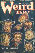 Weird Tales (1923-1954 Popular Fiction) Pulp 1st Series Vol. 39 #7