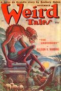 Weird Tales (1923-1954 Popular Fiction) Pulp 1st Series Vol. 42 #1