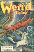 Weird Tales (1923-1954 Popular Fiction) Pulp 1st Series Vol. 40 #5