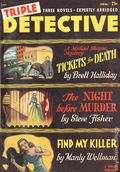 Triple Detective (1947-1955 Standard) Pulp Vol. 2 #2