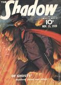 Shadow (1931-1949 Street & Smith) Pulp Nov 15 1939