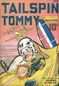 Tailspin Tommy Air Adventure Magazine (1936-1937 C.J.H. Publications) Pulp Vol. 1 #1