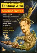 Magazine of Fantasy and Science Fiction (1949-Present Mercury Publications) Vol. 23 #3