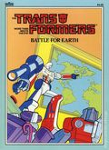 Transformers Battle for Earth HC (1985 Marvel Books) 1-1ST