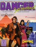 Danger International: The Modern Role-Playing Game SC (1985 Hero Games) 1-1ST