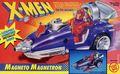 X-Men Magneto Magnetron (1994 Toy Biz) ITEM#4961