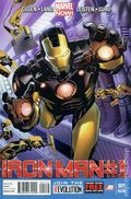 Iron Man (2012 5th Series) 1F