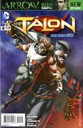Talon (2012 DC) 4B