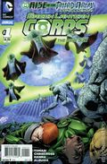 Green Lantern Corps (2011 2nd Series) Annual 1