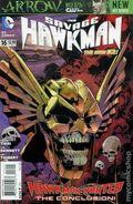 Savage Hawkman (2011) 16