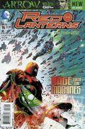 Red Lanterns (2011) 16A