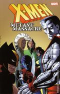 X-Men Mutant Massacre TPB (2013 Marvel) 2nd Edition 1-1ST
