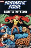 Fantastic Four Reunited They Stand TPB (2013 Marvel) 1-1ST