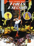 7 Miles a Second HC (2012 Fantagraphics) 1-1ST