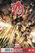 Avengers (2013 5th Series) 4A