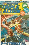 Marvel Triple Action (1972) 1